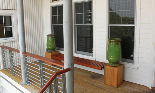 Porch Bench