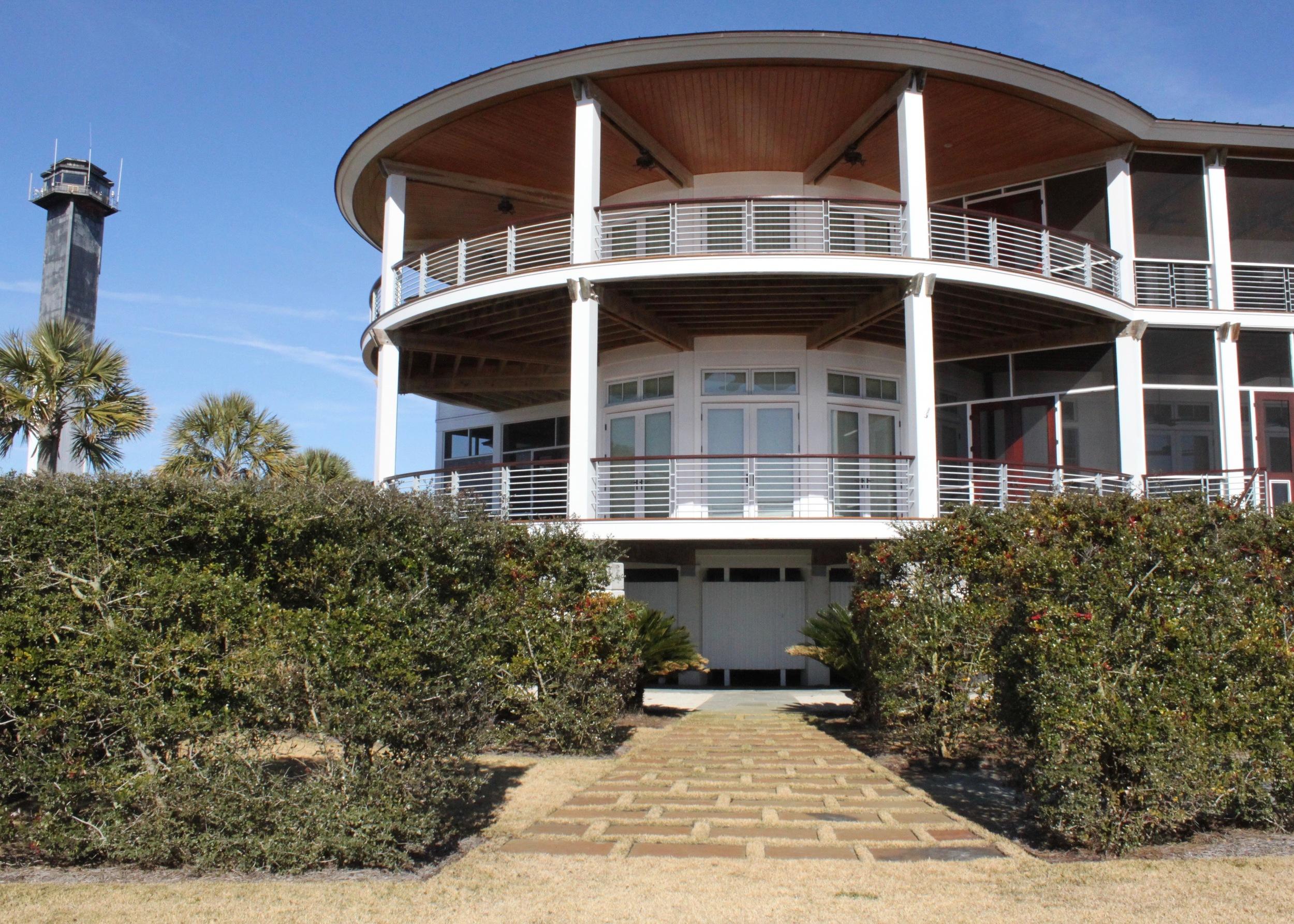 Sullivan's Island Beachfront Residence