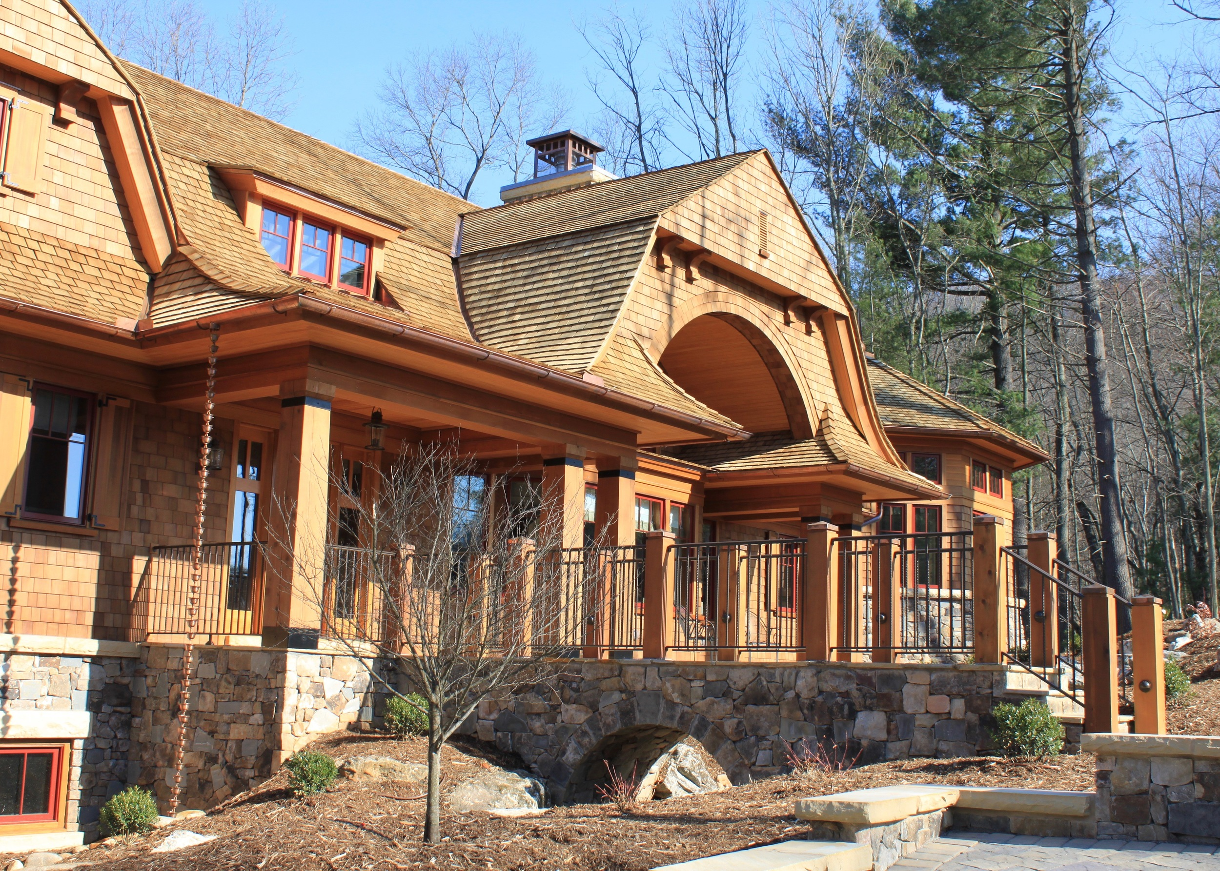 Asheville Mountain Residence