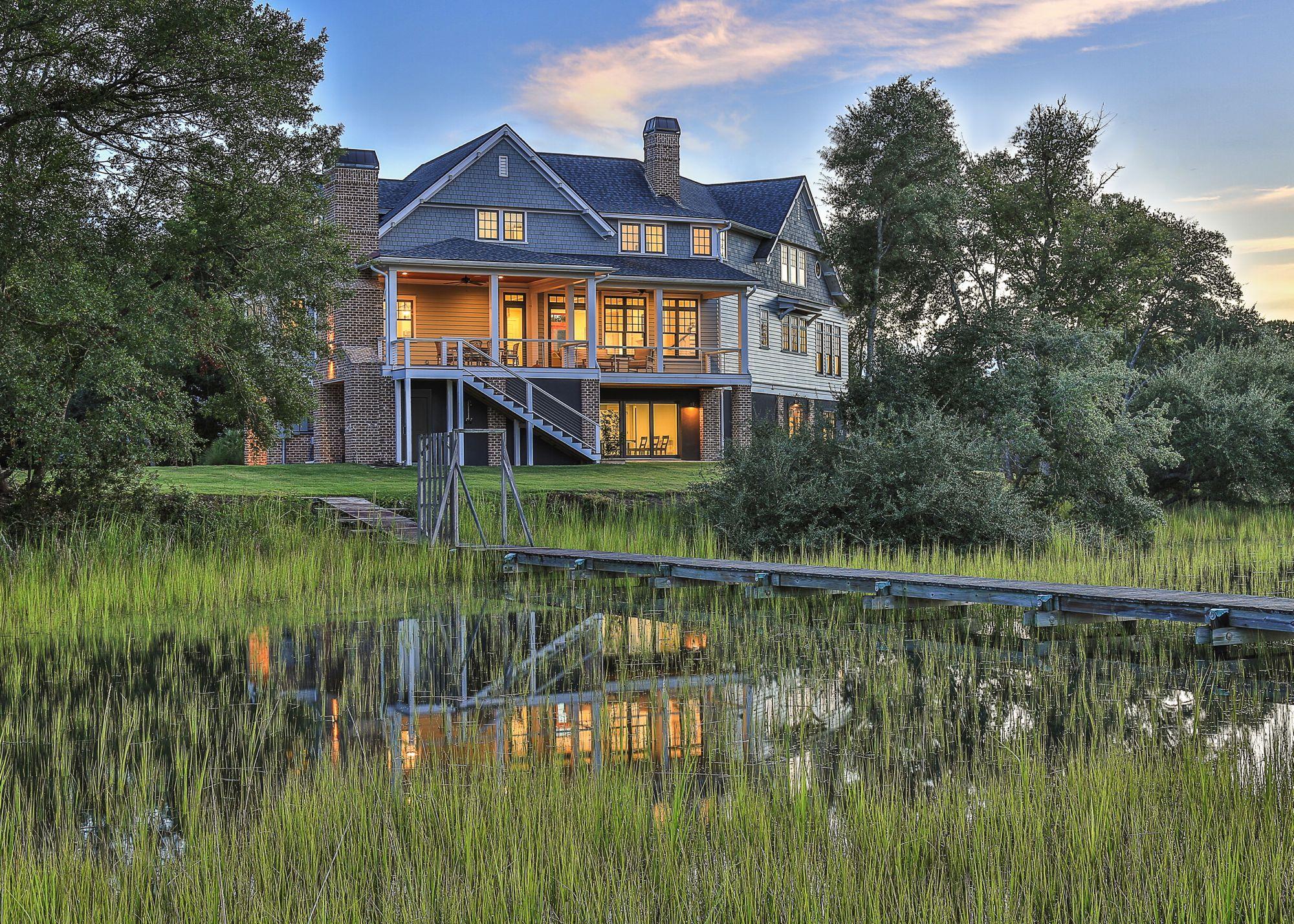 Hobcaw creek residence