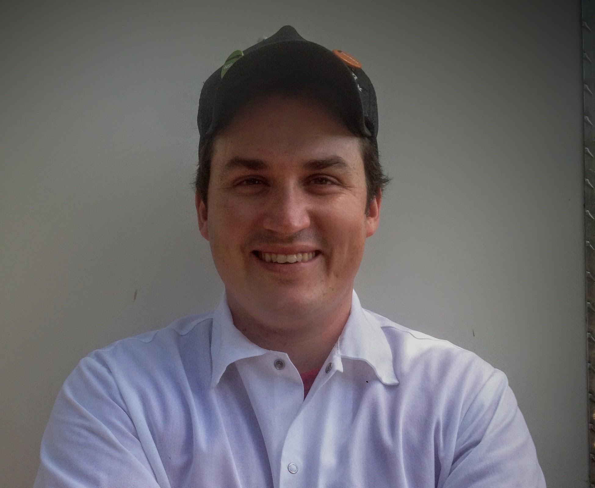 Matt Lester, sous chef at LENOIR