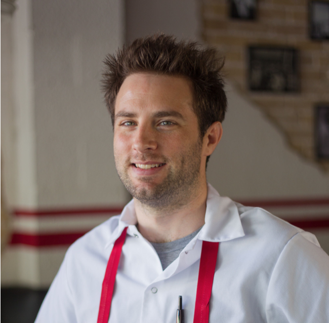 Texas-native Chef Nathan Lemley loves food and all its possibilities. After spending time in a various number of kitchens across the country, Chef Lemley returned to bring his skills to Austin. In 2013, he connected with Chef Shawn Cirkiel and has been a vital part of the Parkside Projects family since. As parkside's Executive Chef, Nathan continues to produce inspiring, seasonal dishes while honoring traditional techniques.