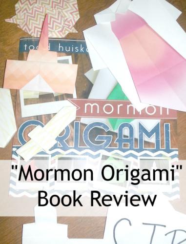 mormonorigami
