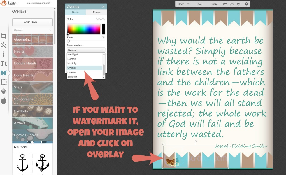 How to make great quotes with PicMonkey