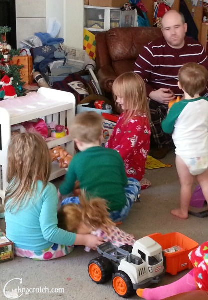 Making Christmas morning better with just 8 simple tips