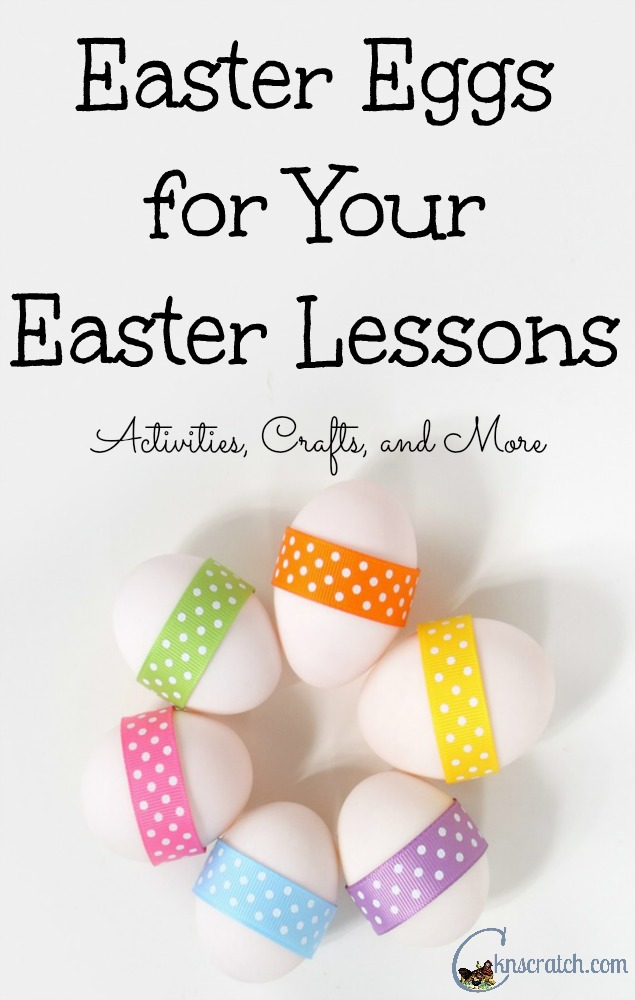 Great list of religious activities and coloring pages to do with kids for Easter- love it!