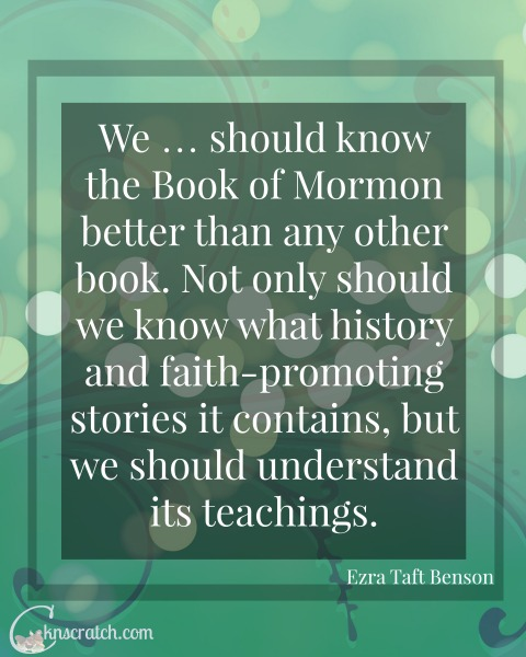Love this study guide for Ezra Taft Benson Chapter 9: The Book of Mormon- Keystone of Our Religion