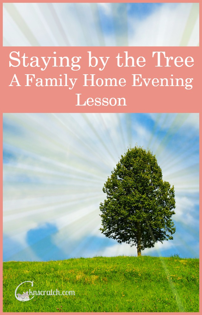 A LDS General Conference talk Family Home Evening Lesson (Elder Pearson April 2015)