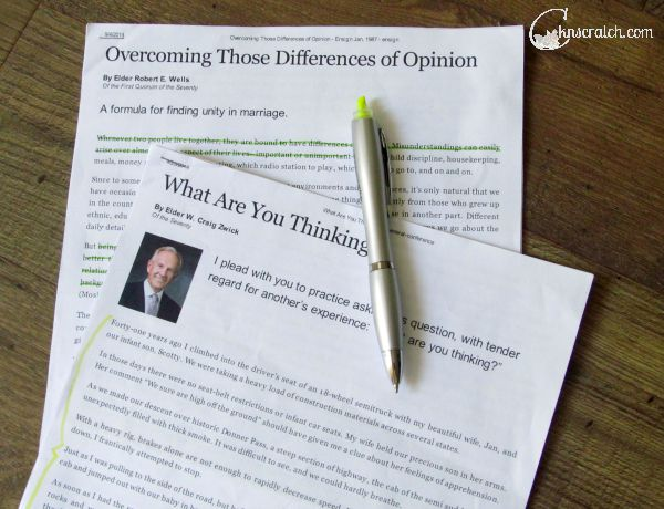 Love all these ideas on enjoying LDS General Conference together as a family  from preparing to applying it.