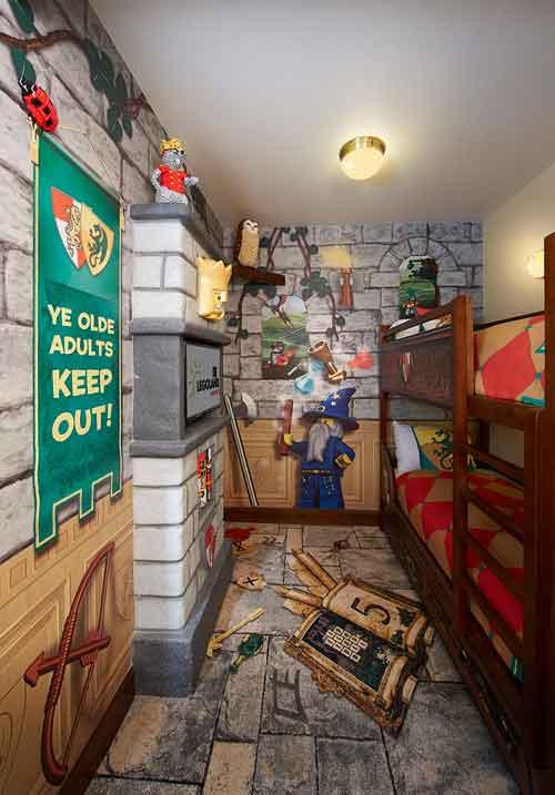 Legoland hotel via Get Away Today