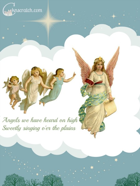 A Christmas Devotional about the Angels