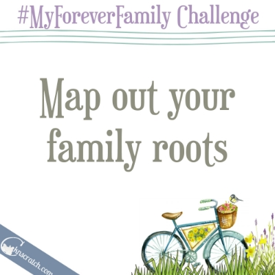 One of my favorite challenges- map it out!