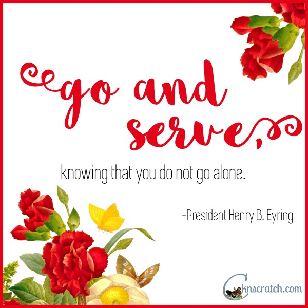 Love the messages from LDS Women's Session April 2016