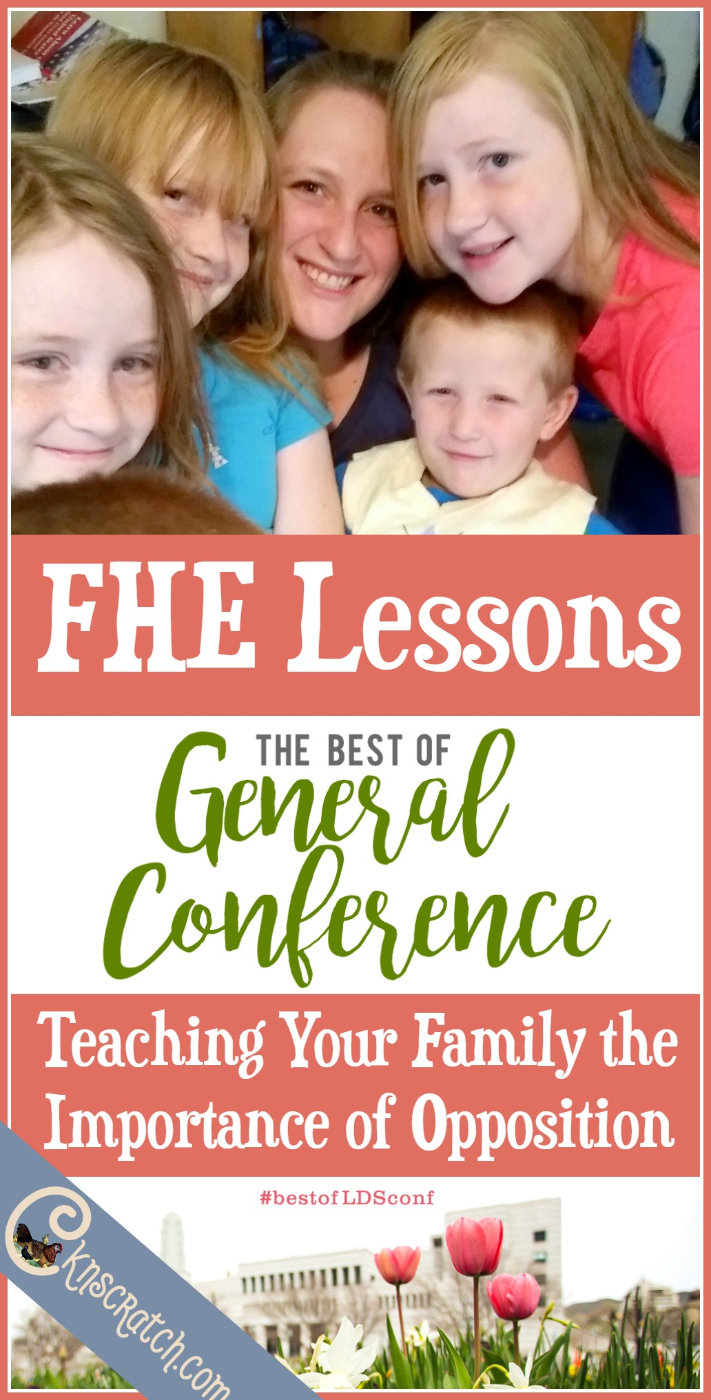 LOVE this! A bunch of Family Home Evenings based on April 2016 General Conference!
