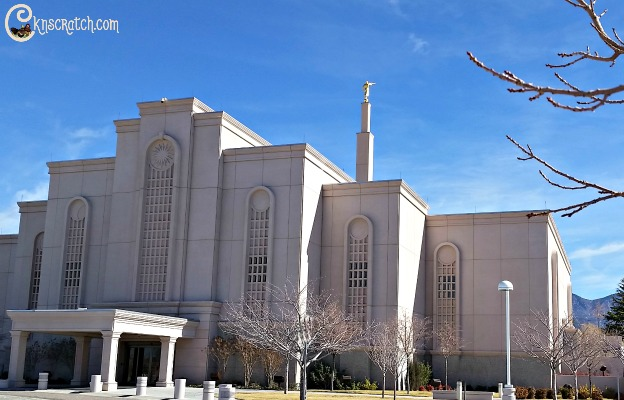 I love the temple. Great ideas for supporting LDS missionaries