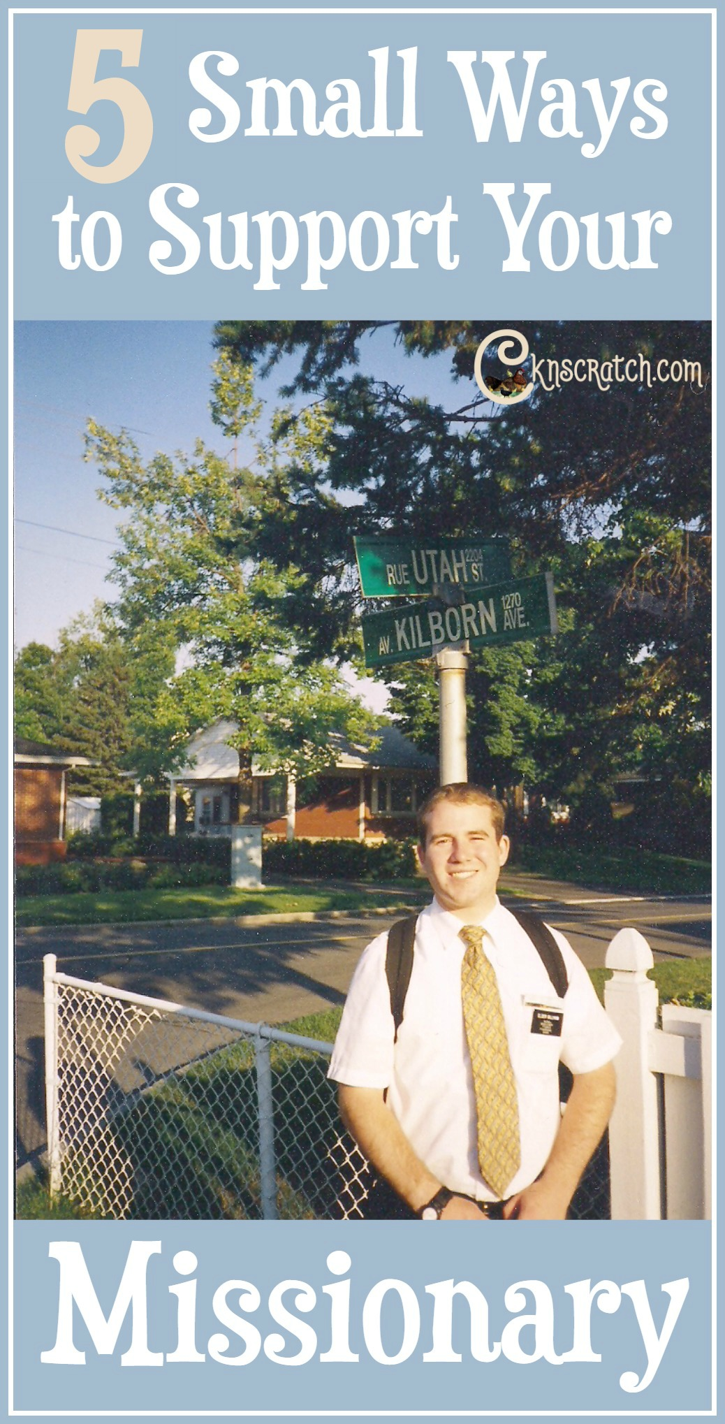 These are great- simple ways to support your LDS missionary