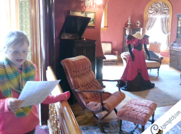 Kid friendly Miramont Castle in Manitou Springs- this is on my bucket list for things to do in and around Colorado Springs this summer