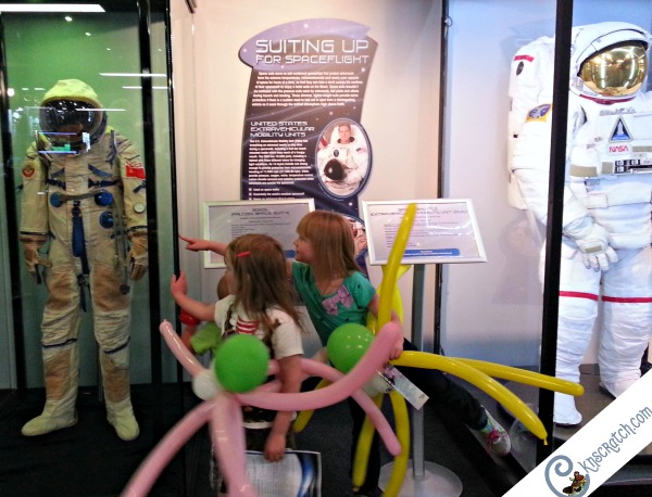 The Space Foundation Discovery Center has great programs for families in the summer! Great place to add to the bucket list in Colorado Springs