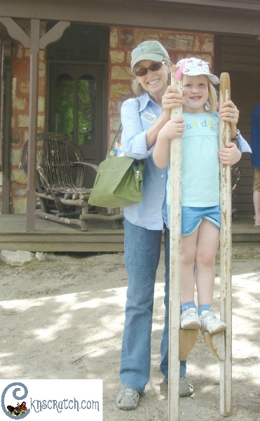 Rock Ledge Ranch is definitely a fun place to explore in Colorado Springs