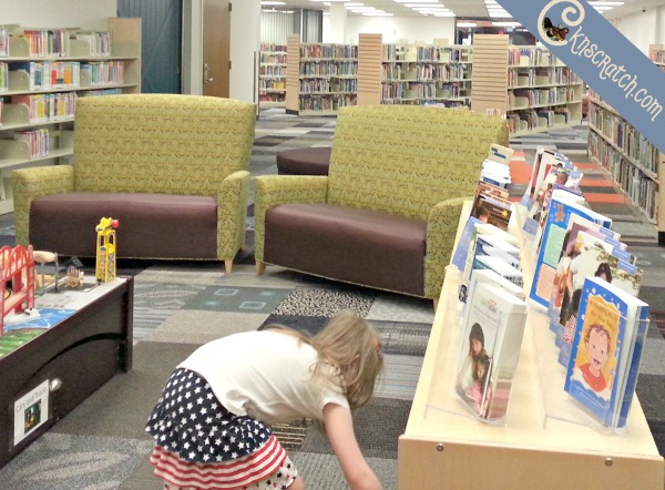 The Pikes Peak Library district is a must every summer in Colorado Springs