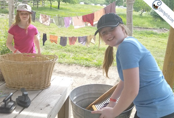 Learning that chores can be fun- love this list of things kids can learn this summer