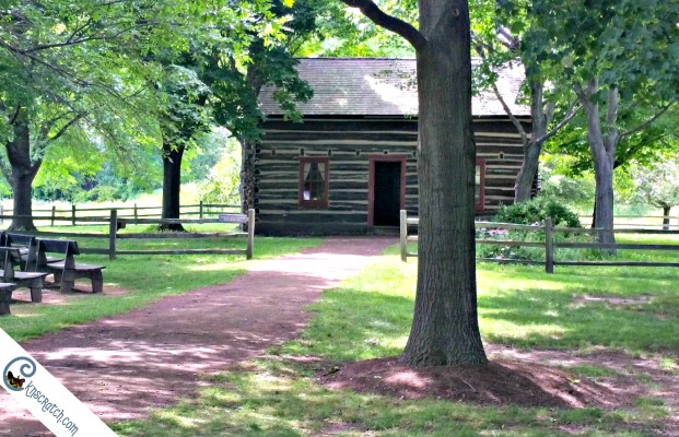 The Peter Whitmer Farm. This post was really good in helping me prepare for our trip to the LDS Church History sites in New York