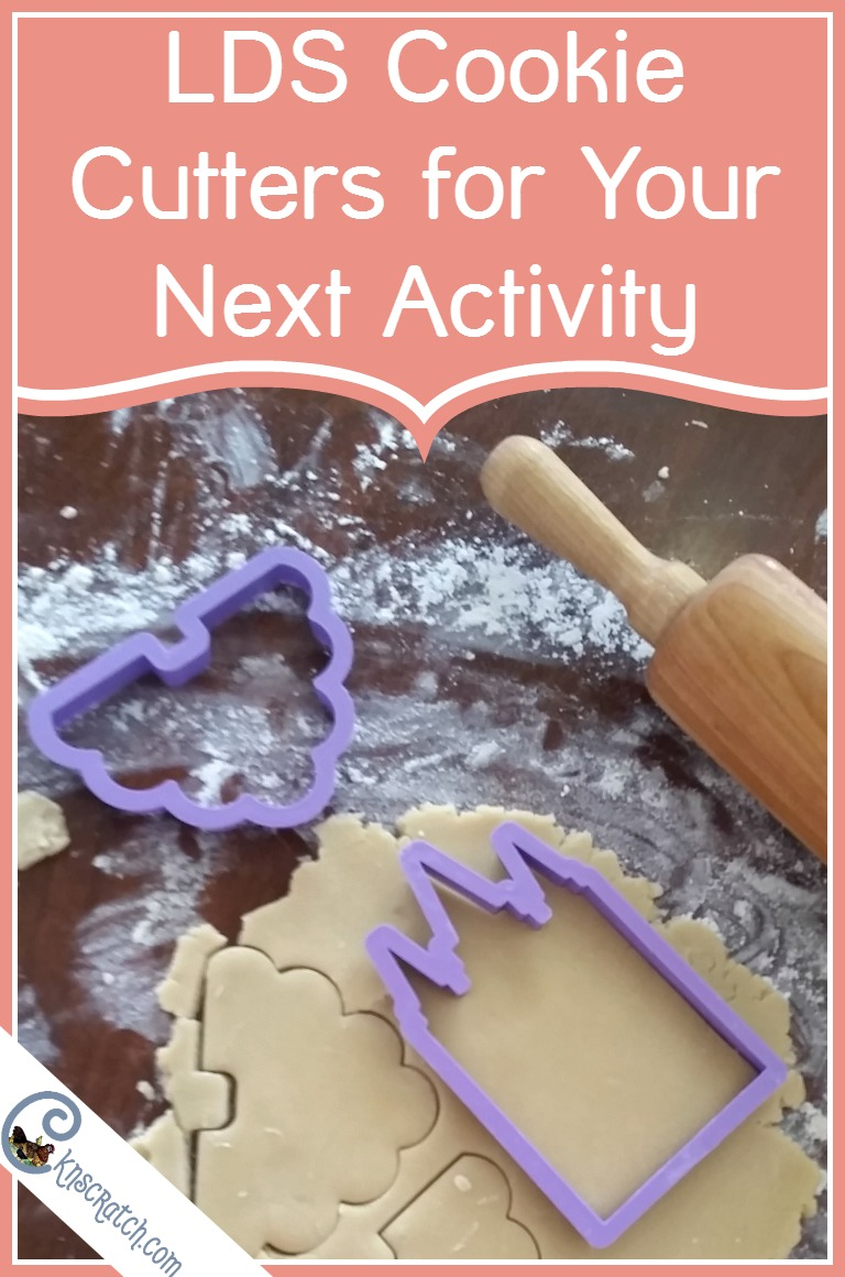 This is handy- LDS cookie cutters