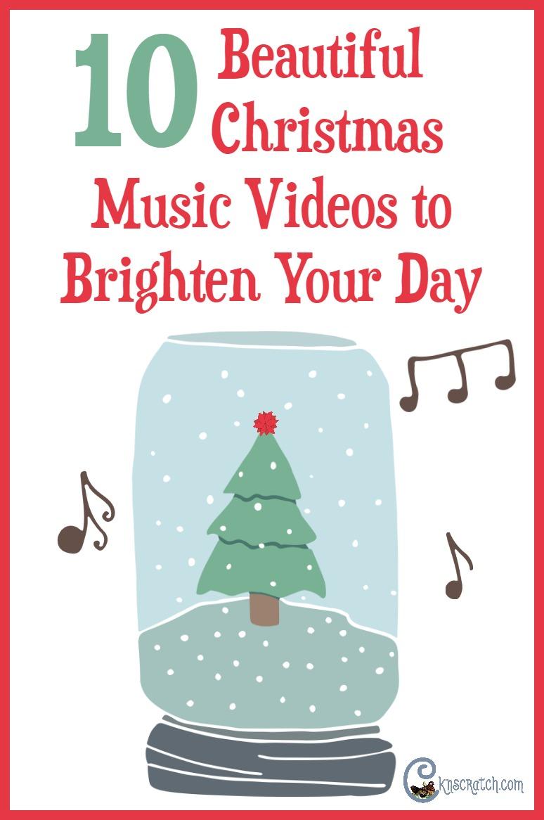 Beautiful Christmas music videos to brighten your day #LIGHTtheWORLD