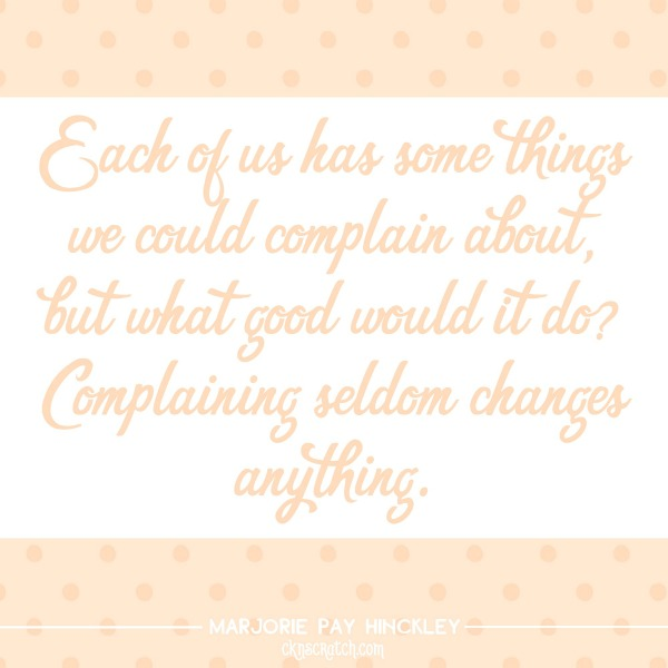 Great LDS quotes from Marjorie Pay Hinckley