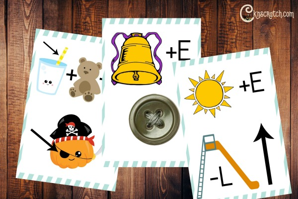 Word Mystery cards for a fun FHE