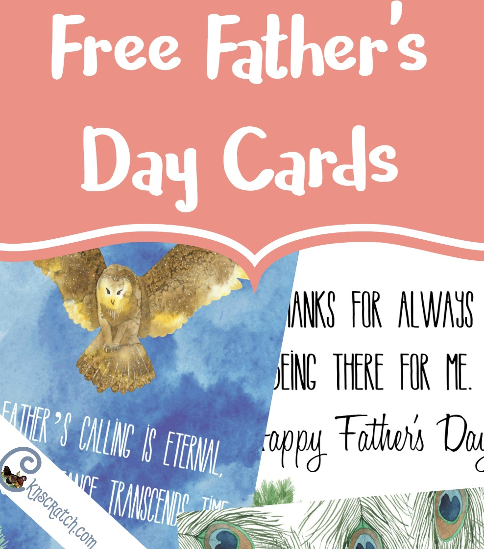 Free Father's Day Cards