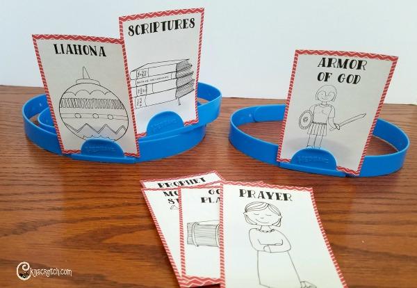 Fun Mormon game to play for Family Night