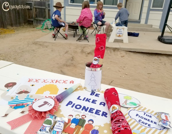 Pioneer Day Family Fun Packet!