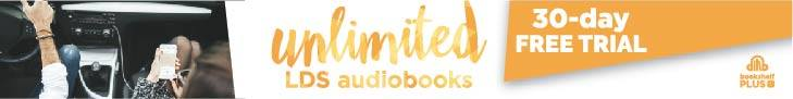 Great for LDS audiobooks and ebooks
