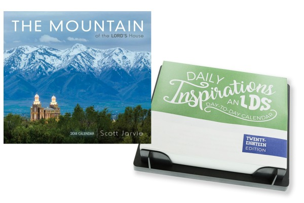 Great LDS calendars