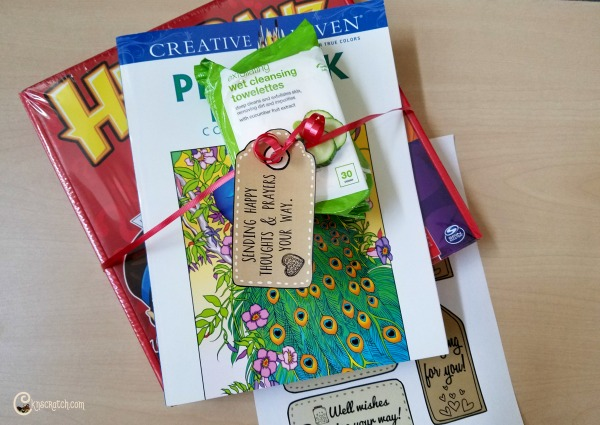 Hospital tags and gift ideas