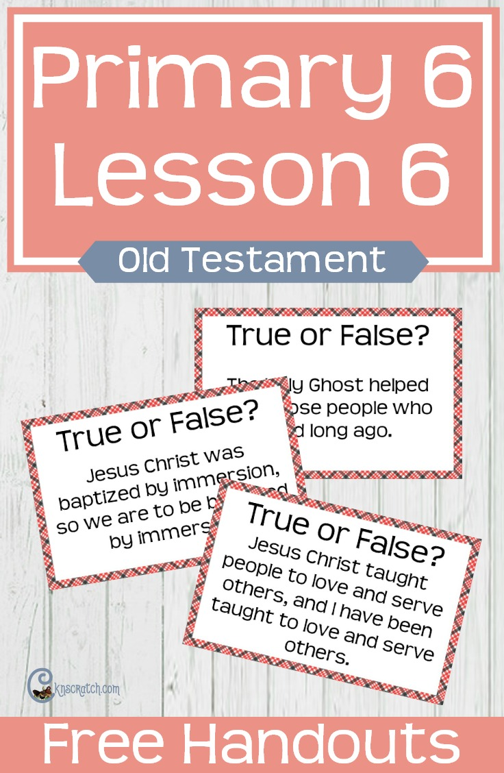 Free handouts and more to help teach Primary 6 Lesson 6: Adam and Eve Lived the Gospel of Jesus Christ- so glad I found this site!