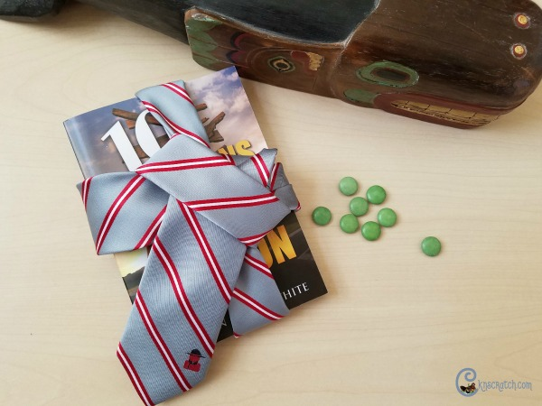 I love these ties and the ideas for gifting them. Would be great for Easter, Father's Day, missions, and so much more! #LDS