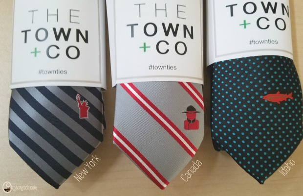 These ties are so great- symbols for different states and countries #LDS #Missionary