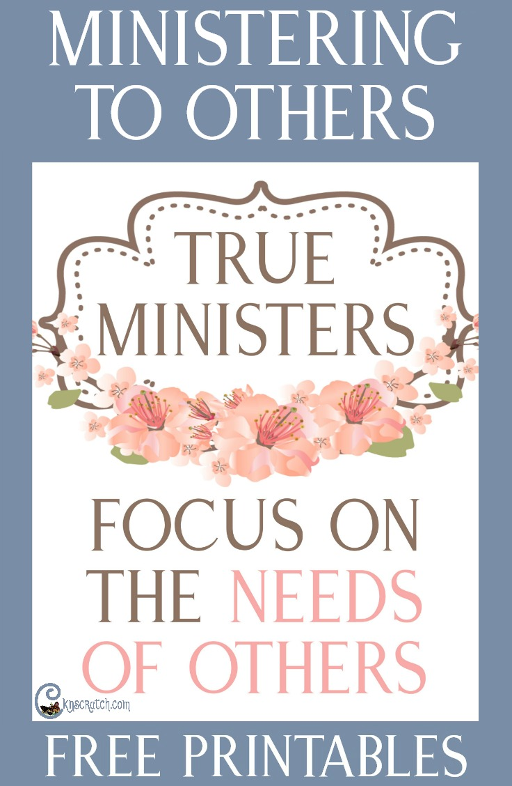 """Excellent site to help you teach """"True Ministers Focus on the Needs of Others"""" #Ministering #LDS #Mormon"""