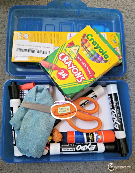 Great ideas to make school supplies last