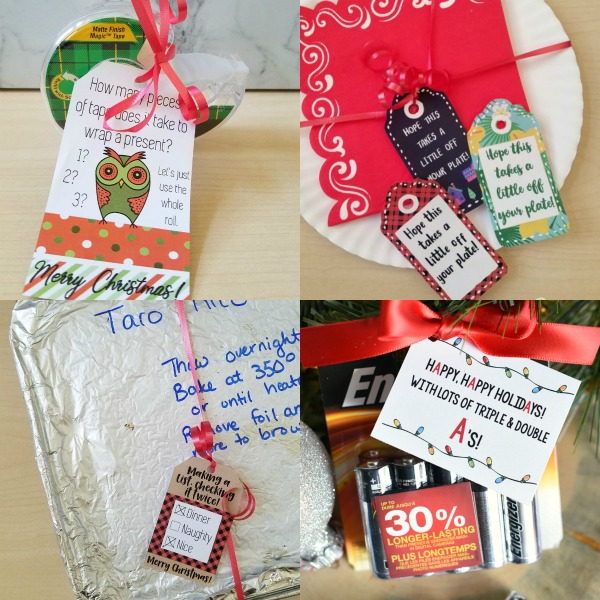 50 Neighbor Christmas Gift Ideas Chicken Scratch N Sniff