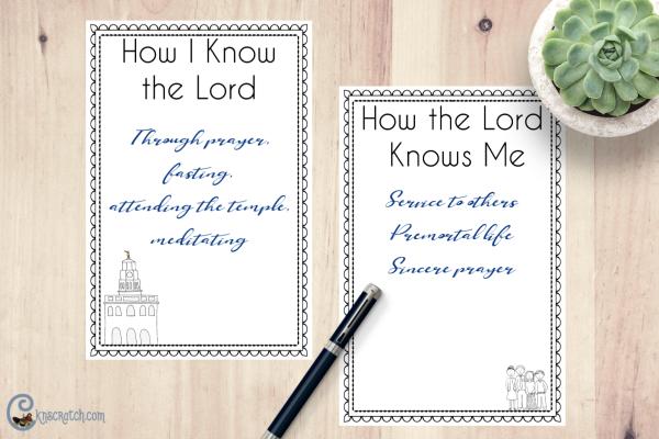 Great ideas and handouts for Matthew 6-7 (Feb 25- March 3) #teachlikeachicken