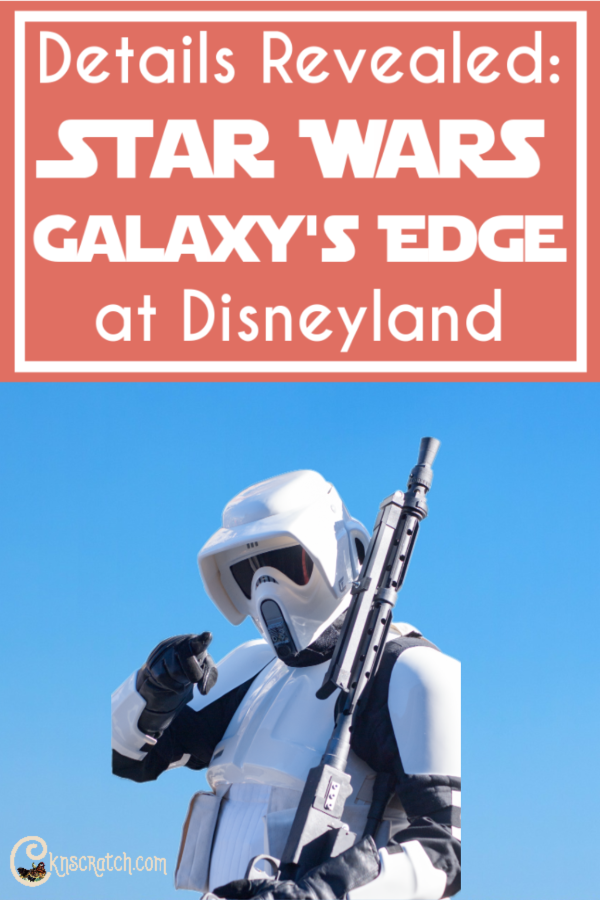 Oooo, I'm so excited for Star Wars at Disneyland. Great things to know! #Disney #StarWars #teachlikeachicken