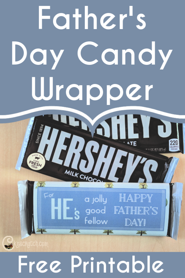These are great! Free printable Father's Day candy wrappers. Totally doable! #teachlikeachicken #FathersDay #Freeprintable
