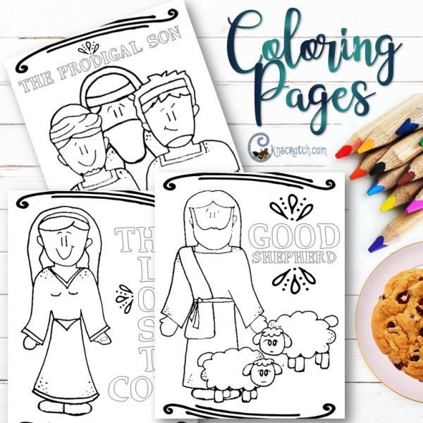 Books Of The Bible Printable Coloring Pages New Testament Books ... | 600x600