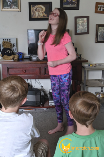"""Charades and more fun activity ideas for the Come Follow Me lessons (and free printables) Romans 1-6 """"The Power of God unto Salvation"""" (August 5-11) #teachlikeachicken #LDS #ComeFollowMe"""