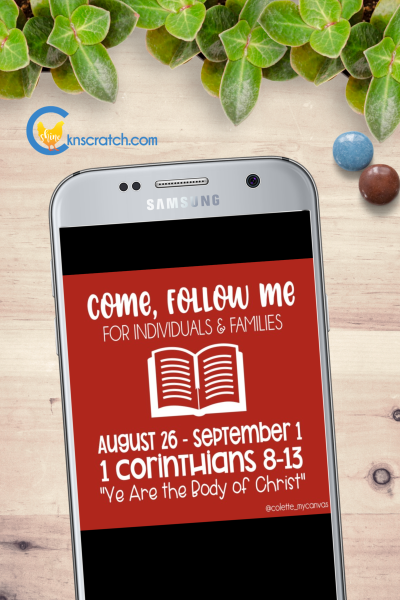 Come Follow Me textables for September! Send to help keep your family or class on track #teachlikeachicken #LDS #ComeFollowMe