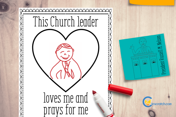"""Such a great site! Free printables and lots of ideas to teach Come Follow Me Philippains; Colossians """"I Can Do All Things Through Christ"""" (October 14-20) #teachlikeachicken #LDS #ComeFollowMe"""
