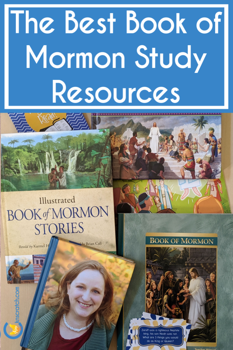 Such a great resources! Great recommendations on study guides, journals, and lots more! So glad I found this! #teachlikeachicken #LDS #ComeFollowMe #BookofMormon